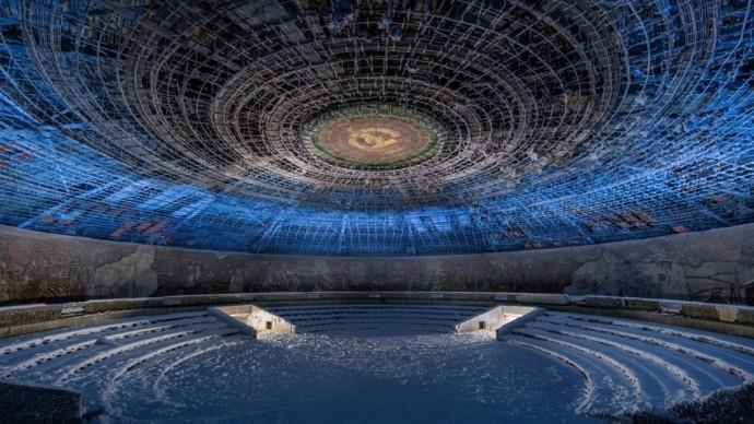 Дискусия за архитектурното наследство на комунизма