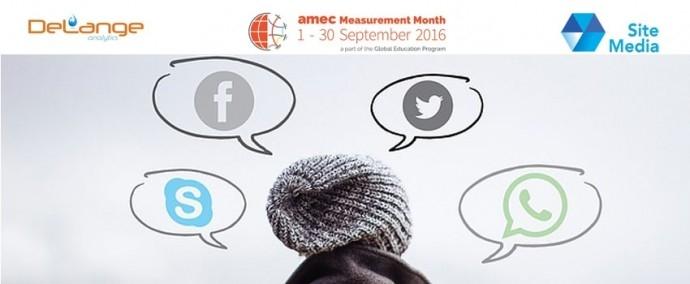 "Събитие ""Testing & validating social-media impact on business results"""