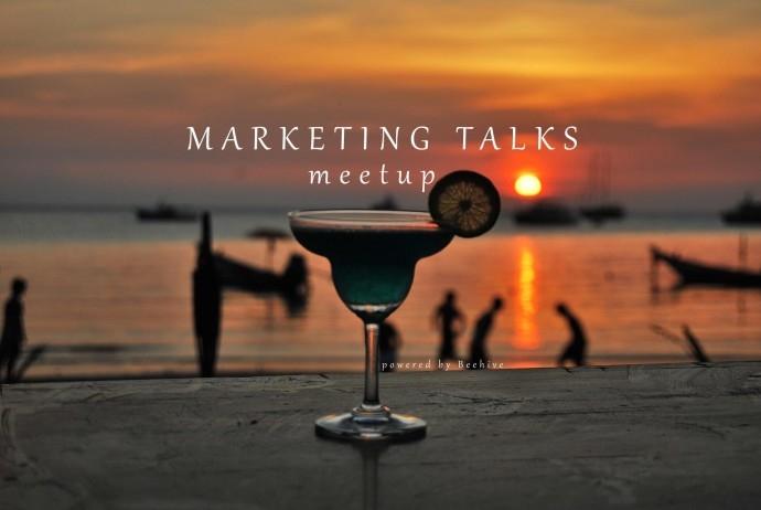 Marketing Talks: Meetup