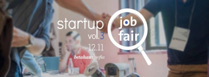 Startup Job Fair vol.3