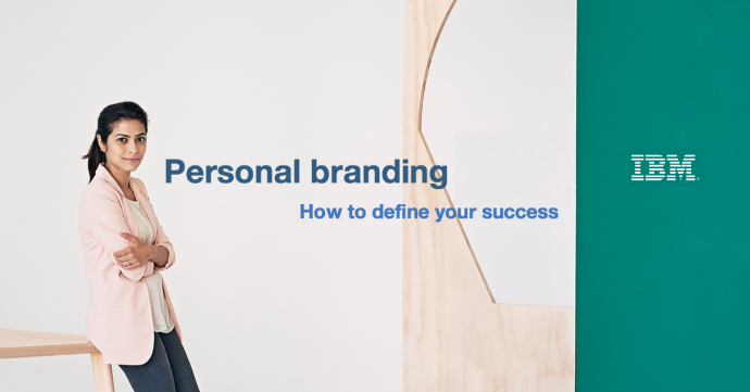 "Лекция ""Growing your personal brand value"""