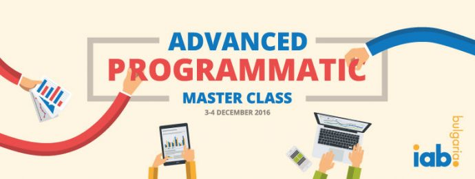 Advanced Programmatic Master Class