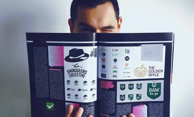 """Семинар """"Етапи в проектирането на корпоративна идентичност и визуална комуникация"""""""