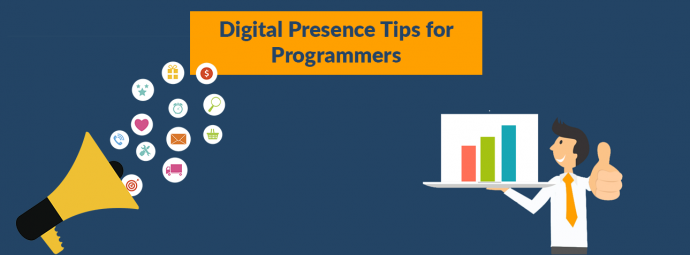 "Семинар ""Digital Presence Tips for Programmers"""