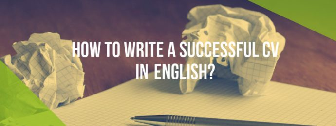 """Среща """"How to write a successful CV in English?"""""""