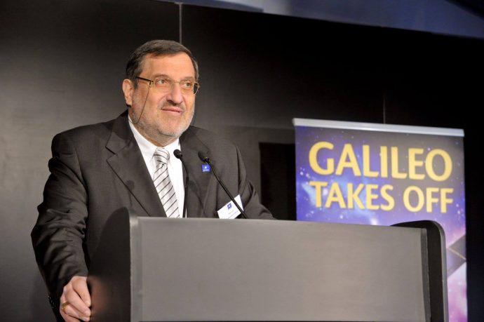 """Представяне на европейската сателитна навигационна система """"Галилео"""""""