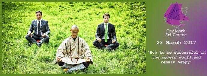 The Shaolin Talks