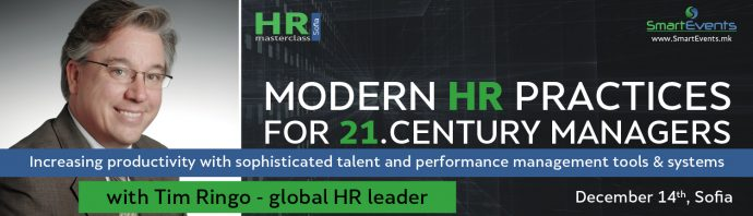 Modern HR Practices for 21. Century Managers