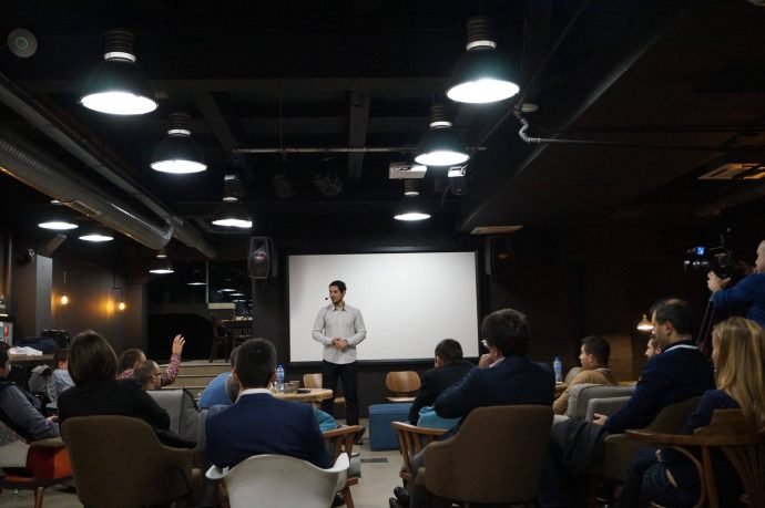 Masterclass in Tech Investing (BURGAS)
