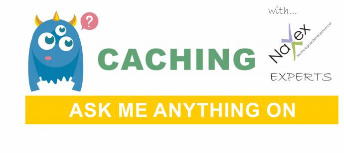 "Събитие ""Ask Me Anything on caching"""