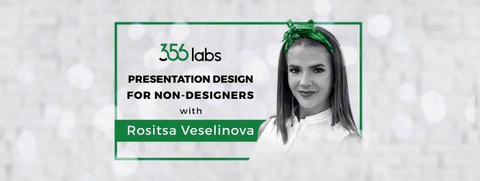 """Уъркшоп """"Дизайн на слайдове за НЕ дизайнери"""""""