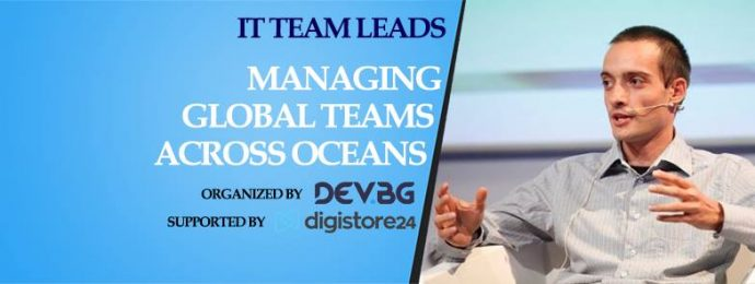 "Семинар ""Managing global teams across oceans"""