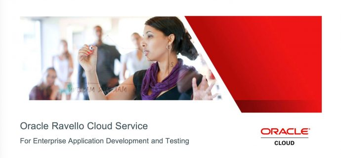 "Представяне ""Oracle Ravello Cloud Service: Lift-and-Shift VMWare/KVM Apps"""
