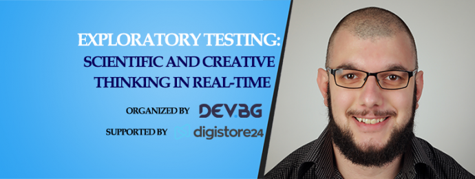 "Семинар ""Exploratory testing: scientific and creative thinking in real-time"""