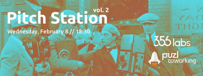 Pitch Station with 356labs // vol. 2