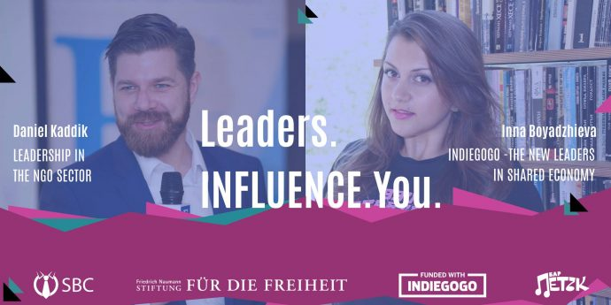 Sofia Business Club – Leaders Influence You