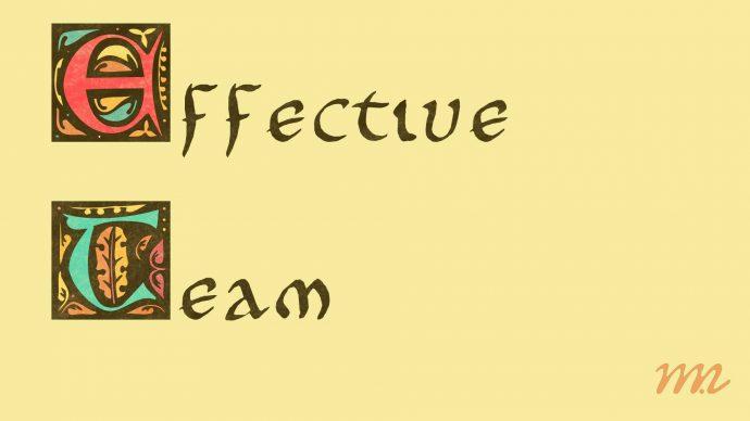 """Лекция """"Изграждане на ефективни екипи"""""""