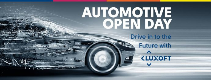 Automotive Open Day @Luxoft