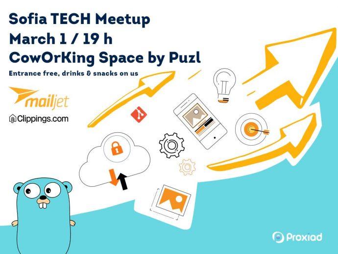 Sofia TECH Meetup