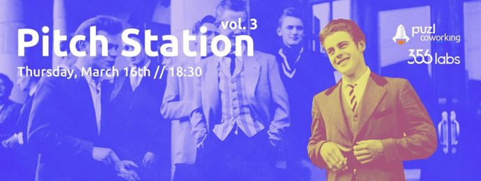 Pitch Station with 356labs // vol.3