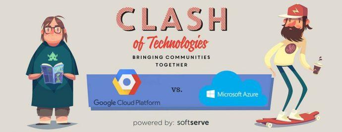 Clash of Technologies – Google Cloud Platform vs Microsoft Azure