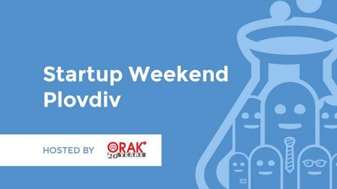 Startup Weekend Plovdiv 2017