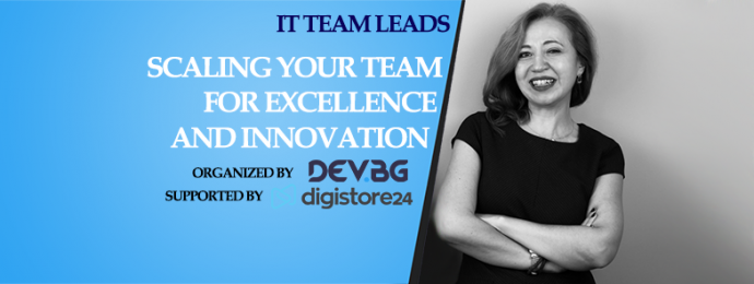 """Семинар """"Scaling your Team for Excellence and Innovation"""""""