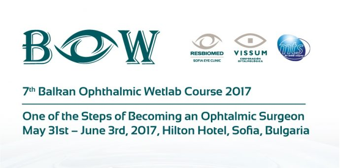 7th Balkan Ophthalmic Wetlab Course