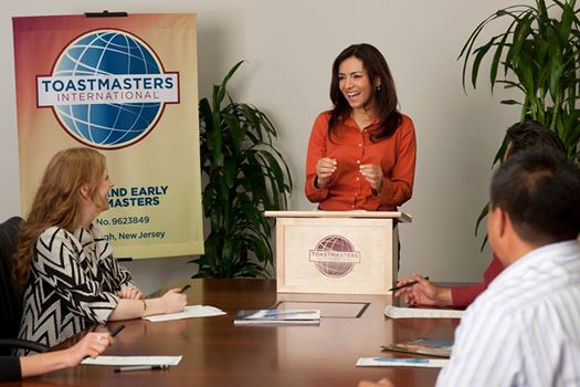 "Лекция ""Grow as a Leader at Business Park Toastmasters Club"""