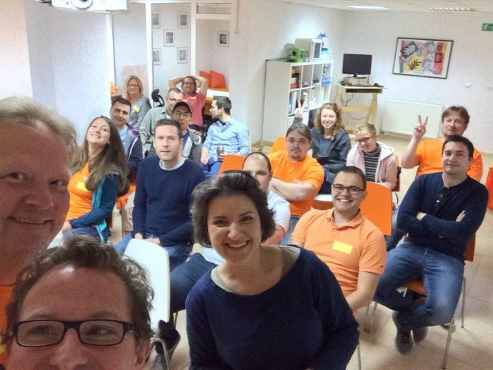 Coworking Unconference Bansko (Bulgaria) – CUBB 2017