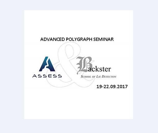 Advanced Polygraph Seminar
