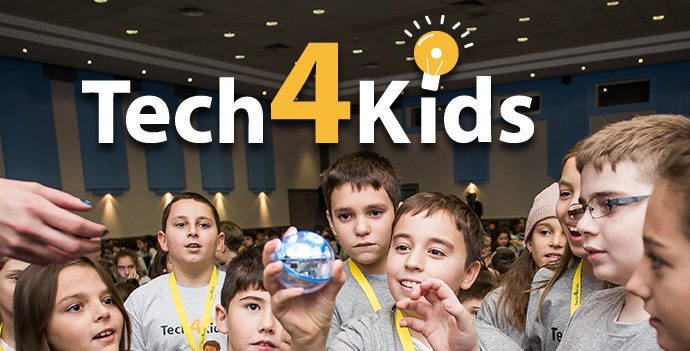 Tech4Kids Международен фестивал: Програмиране и роботика за деца