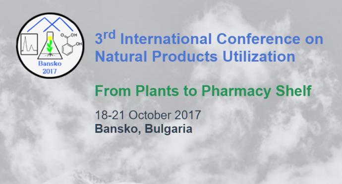 """3-та Международна конференция на тема """"Използване на природните продукти"""""""