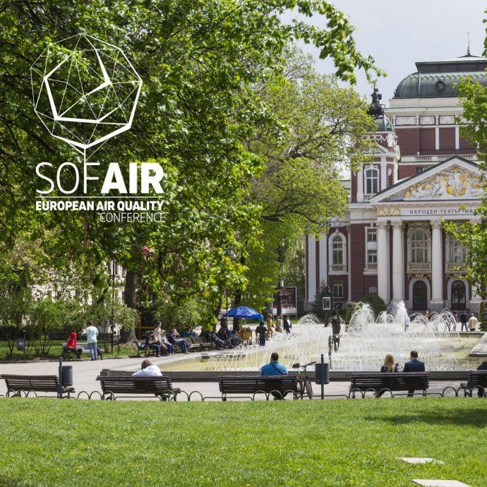 Sofair – конференция за качеството на въздуха в градовете