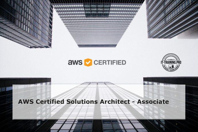 """Онлайн курс """"AWS Certified Solutions Architect – Associate"""""""
