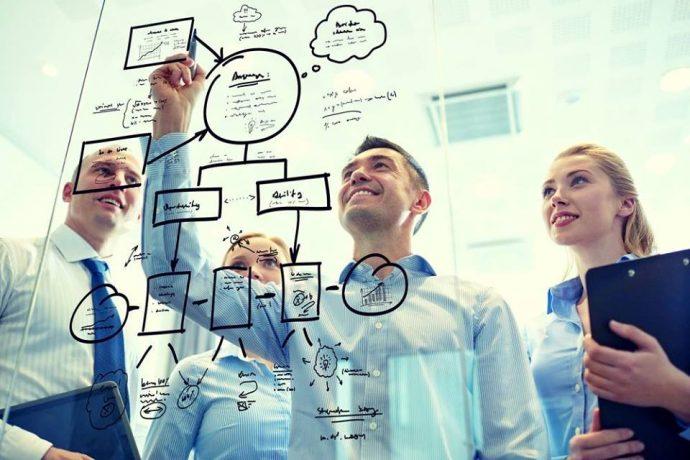 """Представяне на Модул """"Предприемачество в строителната индустрия"""" към Академия Лидерите"""