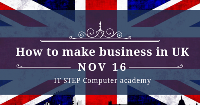 How to make business in UK