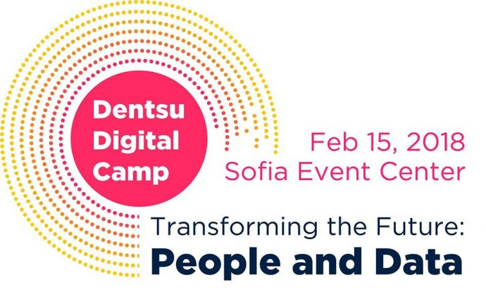 Dentsu Digital Camp 2018