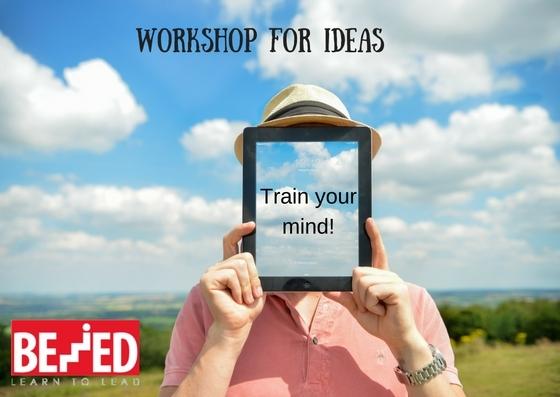 Практическо обучение за креативно мислене