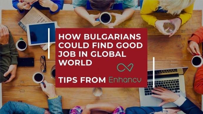 """Събитие """"Как да намерим престижна работа по света: Съвети от Enhancv"""""""