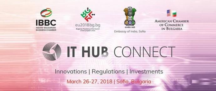"""Конференция """"IT HUB CONNECT 2018"""""""