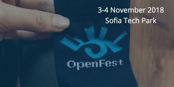 "Конференция ""OpenFest 2018"""