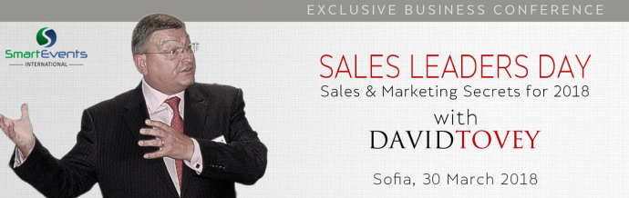 Sales Leaders Day with David Tovey
