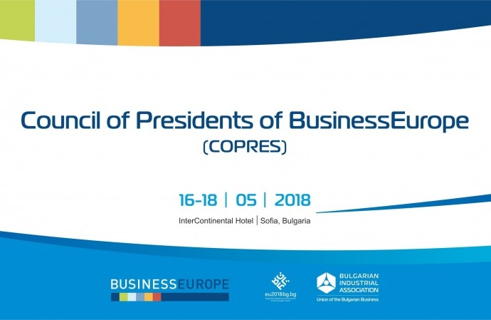 Съвет на президентите на BusinessEurope (BusinessEurope Council of Presidents – COPRES)