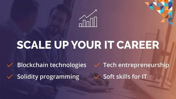 "Събитие ""Scale up your (IT) career"""