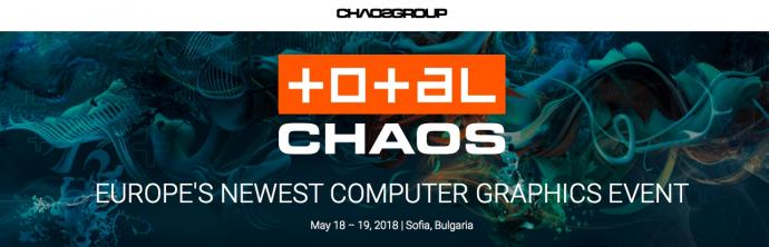 """Събитие """"Total Chaos 2018"""""""