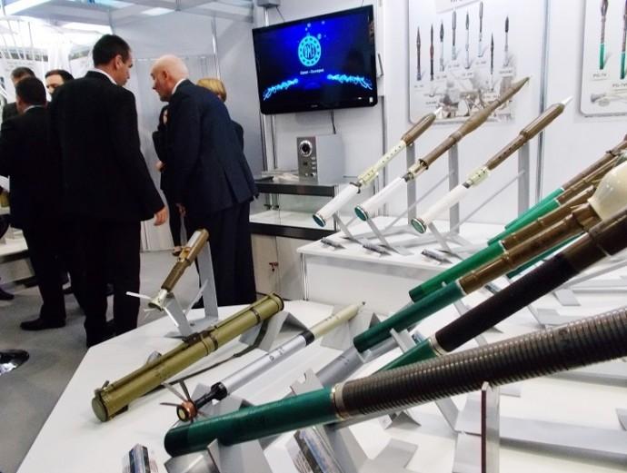 ХІІІ Международна изложба за отбранителна техника ХЕМУС – ОТБРАНА, АНТИТЕРОРИЗЪМ,  СИГУРНОСТ