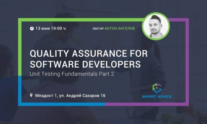 QA for Software Developers: Unit Testing Fundamentals (Part 2)
