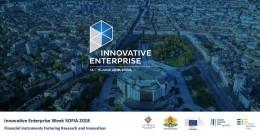 """Събитие """"Иновативна седмица на предприемачеството – Финансови инструменти за насърчаване на научните изследвания и иновациите"""""""