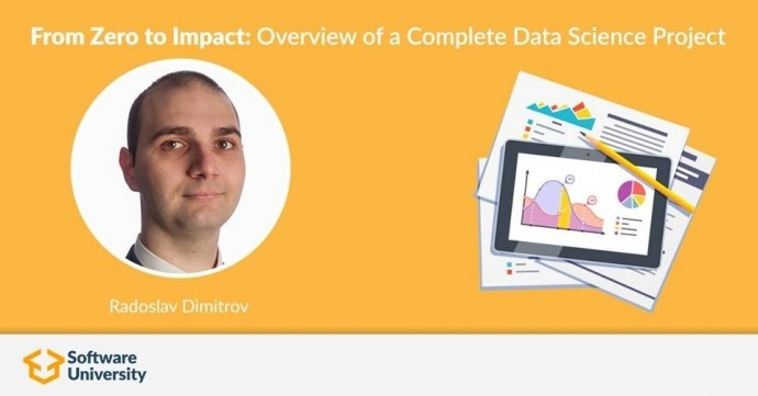 "Семинар ""From Zero to Impact: Overview of a Complete Data Science Project"""